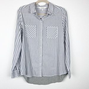 Beachlunchlodge Button Down Casual Shirt Large